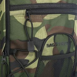 TURYSTYCZNY PLECAK SZKOLNY BAG STREET SPORTOWY MORO. Szare plecaki męskie Bag Street, moro. Za 79,90 zł.