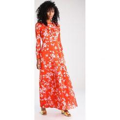 Długie sukienki: IVY & OAK Długa sukienka blood orange