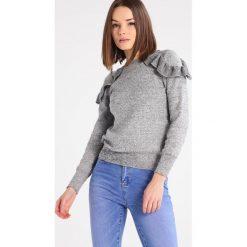 Swetry klasyczne damskie: Topshop Petite Sweter monochrome