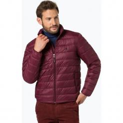 Polo Ralph Lauren - Męska kurtka puchowa, czerwony. Szare kurtki męskie puchowe marki Polo Ralph Lauren, z bawełny. Za 899,95 zł.