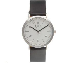 Zegarek DKNY - Minetta NY2506 Black/Silver/Steel. Czarne zegarki damskie DKNY. W wyprzedaży za 499,00 zł.