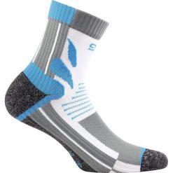 Bielizna męska: GATTA Skarpety męskie Run Socks GreyTurqu r. 36-38 (G045N2999024W83)
