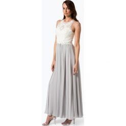 Sukienki: Marie Lund - Damska sukienka wieczorowa, szary