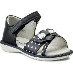 Sandały dziewczęce: Sandały NELLI BLU – C1912009L07 Granatowy