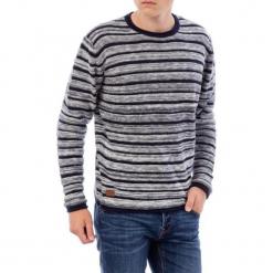 Timeout Sweter Męski Xl Ciemny Niebieski. Niebieskie swetry klasyczne męskie marki Oakley, na lato, z bawełny, eleganckie. Za 133,00 zł.