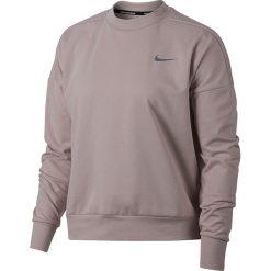 Bluza do biegania damska NIKE THERMA ELEMENT SPHERE RUNNING TOP / 943520-684. Szare bluzy damskie Nike. Za 207,00 zł.