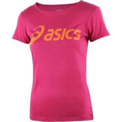 Asics Koszulka damska Logo Tee różowa r. L. T-shirty damskie marki Asics, l. Za 69,98 zł.