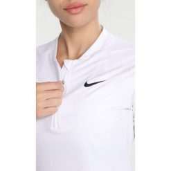 Nike Performance PURE Koszulka sportowa white/black. Białe t-shirty damskie Nike Performance, l, z elastanu, z długim rękawem. Za 219,00 zł.