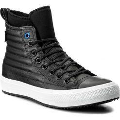 Trampki męskie: Trampki CONVERSE – Ctas Wp Boot Hi 157492C Black/Blue Jay/White
