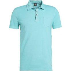 Koszulki polo: BOSS Orange PURPOSE Koszulka polo turquoise