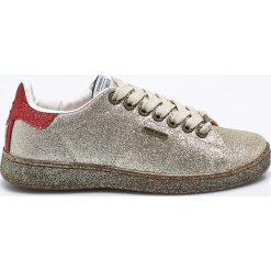 Pepe Jeans - Buty Brompton Part. Szare buty sportowe damskie marki adidas Originals, z gumy. W wyprzedaży za 179,90 zł.