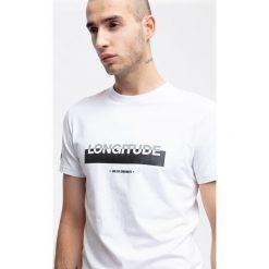 T-shirty męskie: T-shirt męski TSM271 - biały
