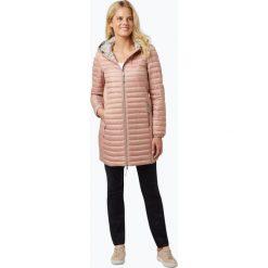 Płaszcze damskie pastelowe: Esprit Casual - Płaszcz puchowy damski, różowy