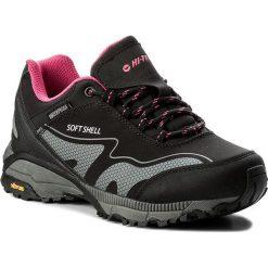 Trekkingi HI-TEC - Kangri Low Wp Wo's AVSAW17-HT-01 Black/Shiny Pink. Czarne buty trekkingowe damskie Hi-tec. W wyprzedaży za 259,00 zł.