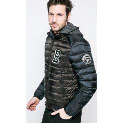 Blend - Kurtka. Brązowe kurtki męskie przejściowe marki Blend, l, z bawełny, bez kaptura. W wyprzedaży za 229,90 zł.