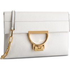 Torebka COCCINELLE - DD5 Arlettis E1 DD5 19 01 01 Blanche H40. Białe torebki klasyczne damskie Coccinelle, ze skóry. Za 1149,90 zł.