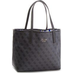 Torebka GUESS - HWSG69 95230  COA. Czarne torebki klasyczne damskie Guess, z aplikacjami, ze skóry ekologicznej, duże. Za 559,00 zł.