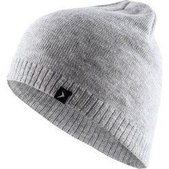 Czapka męska CAM600 - chłodny jasny szary melanż - Outhorn. Szare czapki zimowe męskie Outhorn. Za 19,99 zł.