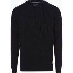 Nils Sundström - Sweter męski, niebieski. Niebieskie swetry klasyczne męskie Nils Sundström, m, z bawełny. Za 169,95 zł.