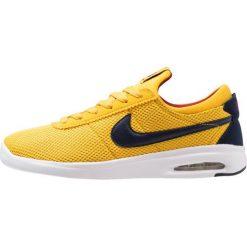 Trampki męskie: Nike SB AIR MAX BRUIN VPR TXT Tenisówki i Trampki yellow ochre/obsidian/red crush/white
