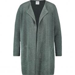 Kardigan w kolorze zielonym. Zielone kardigany damskie marki Taifun, z bawełny. W wyprzedaży za 130,95 zł.