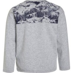 Timberland Bluzka z długim rękawem meliertes grau. Szare bluzki dziewczęce Timberland, z bawełny, z długim rękawem. W wyprzedaży za 125,30 zł.