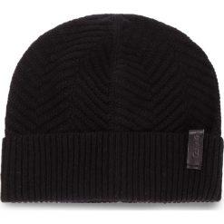 Czapki damskie: Czapka CALVIN KLEIN BLACK LABEL – Henry Hat K50K503110 001