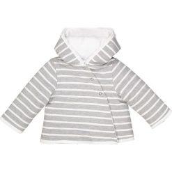 Bluzy dziewczęce: Bluza z kapturem w paski – 0 miesięcy – 2 lata