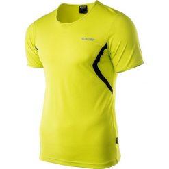 MARTES Koszulka męska DOREN lime punch/black r. XL. Czarne t-shirty męskie MARTES, m. Za 42,53 zł.