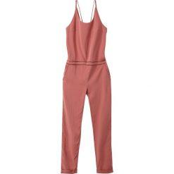 Kombinezony damskie: Kombinezon ze spodniami, na ramiączkach