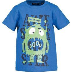 T-shirty chłopięce z nadrukiem: Blue Seven – T-shirt dziecięcy 92-128 cm