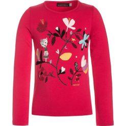 Bluzki dziewczęce bawełniane: Catimini GRAPHIC FLORAL STAR Bluzka z długim rękawem fuchsia