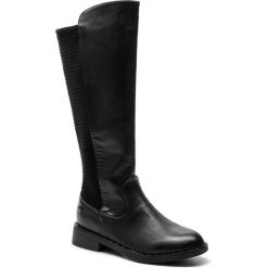 Buty zimowe damskie: Kozaki XTI - 48481 Negro