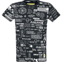 T-shirty męskie: Shine Original Jamal T-Shirt czarny