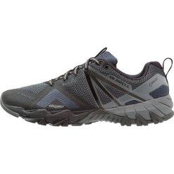Merrell FLEX GTX Obuwie hikingowe grey/black. Szare buty skate męskie Merrell, z gumy, outdoorowe. Za 569,00 zł.