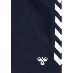 Hummel LIAM Szorty kąpielowe black iris. Niebieskie kąpielówki chłopięce marki Hummel, z materiału. Za 149,00 zł.