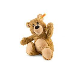 Steiff  Maskotka Miś Honey 28 cm kolor brązowy. Brązowe przytulanki i maskotki marki Steiff, z materiału. Za 159,00 zł.