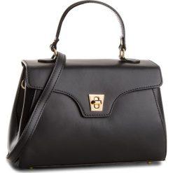 Torebka CREOLE - K10514 Czarny. Czarne torebki klasyczne damskie Creole, ze skóry. W wyprzedaży za 209,00 zł.