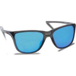 Okulary przeciwsłoneczne OAKLEY - Reverie OO9362-0655 Grey Smoke/Sapphire Iridium Polarized. Niebieskie okulary przeciwsłoneczne damskie aviatory Oakley. W wyprzedaży za 649,00 zł.