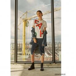 T-shirt Abi Red. Czarne t-shirty damskie marki KIPSTA, m, z elastanu, z długim rękawem, na fitness i siłownię. Za 120,00 zł.