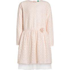 Sukienki dziewczęce letnie: Benetton Sukienka letnia rose