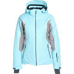 CMP WOMAN ZIP HOOD JACKET Kurtka narciarska sky light. Czerwone kurtki damskie narciarskie marki CMP, z materiału. W wyprzedaży za 527,20 zł.