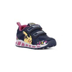 Buty Dziecko Geox  J SHUTTLE G. Niebieskie buty sportowe dziewczęce Geox. Za 280,74 zł.