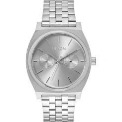 Zegarek unisex All Silver Nixon Time Teller Deluxe A9221920. Zegarki damskie Nixon. Za 539,00 zł.