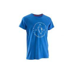 T-shirty męskie: Koszulka wspin. Merino niebies