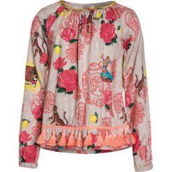 Billieblush Bluzka nude. Różowe t-shirty chłopięce Billieblush, z materiału. Za 199,00 zł.