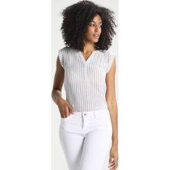 Bluzki asymetryczne: Soyaconcept TESSA Bluzka off white