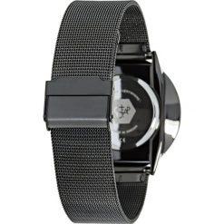 CHPO NANDO Zegarek gun metal. Szare, analogowe zegarki damskie CHPO, metalowe. Za 299,00 zł.