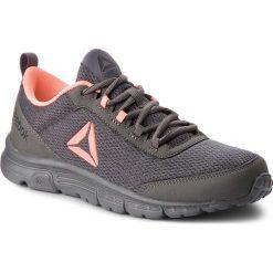 Buty Reebok - Speedlux 3.0 CN5432 La Alloy/Ash Grey/Pnk/Wht. Szare buty do biegania damskie marki Reebok, l, z dzianiny, z okrągłym kołnierzem. W wyprzedaży za 149,00 zł.