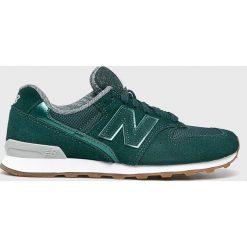 New Balance - Buty WR996FSA. Szare buty sportowe damskie New Balance, z materiału. W wyprzedaży za 349,90 zł.